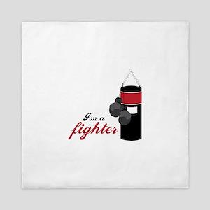 Boxing Fighter Queen Duvet