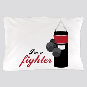 Boxing Fighter Pillow Case