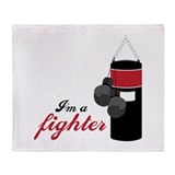 Boxing Fleece Blankets