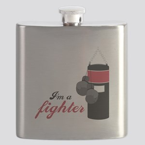 Boxing Fighter Flask