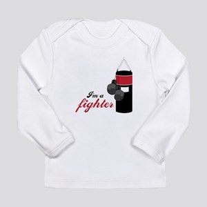 Boxing Fighter Long Sleeve T-Shirt