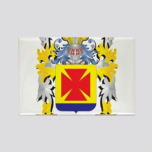 Cubo Coat of Arms - Family Crest Magnets