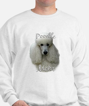Poodle Mom2 Sweatshirt