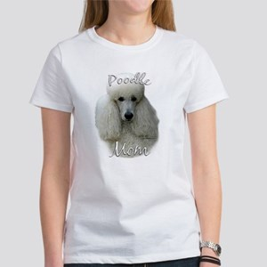 Poodle Mom2 Women's T-Shirt
