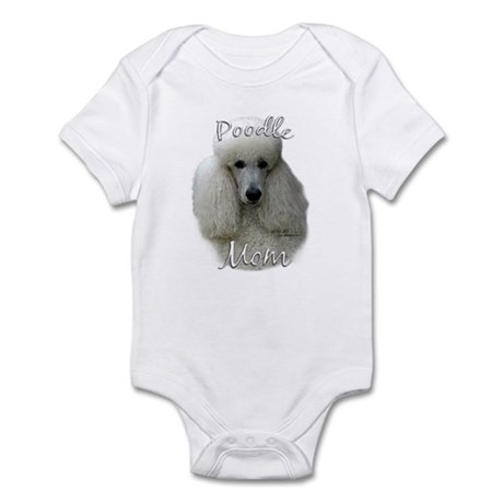Poodle Mom2 Infant Bodysuit