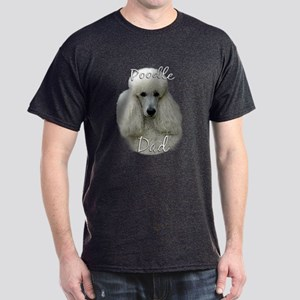 Poodle Dad2 Dark T-Shirt