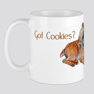 Brussels Griffon Cookies! Mug