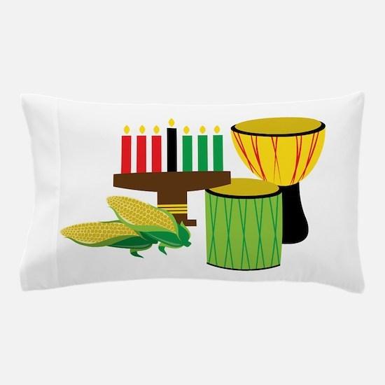 Kwanzaa Celebration Pillow Case