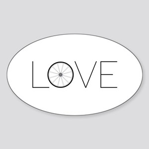 Love Wheel Sticker
