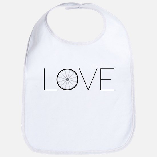 Love Wheel Bib
