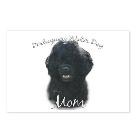 PWD Mom2 Postcards (Package of 8)