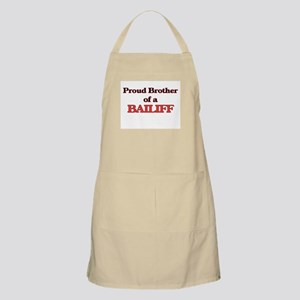 Proud Brother of a Bailiff Apron