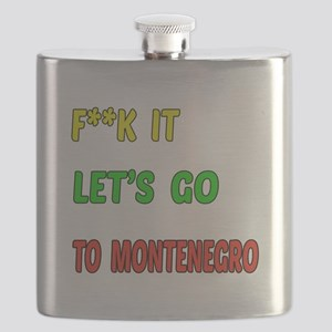 Let's go to Montenegro Flask