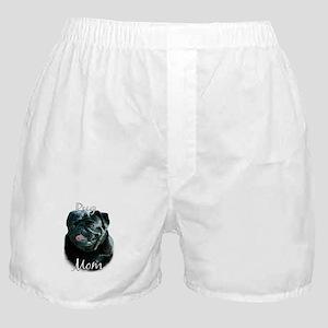Pug Mom2 Boxer Shorts