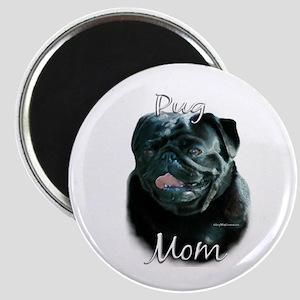Pug Mom2 Magnet