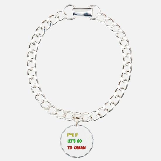 Let's go to Oman Bracelet