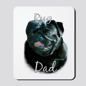 Pug Dad2 Mousepad