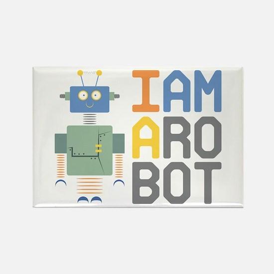 I Am A Robot Magnets