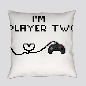 I'm Player Two Everyday Pillow