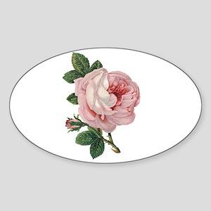 Elegant rose Sticker