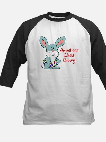 Abuelita Little Bunny Baseball Jersey