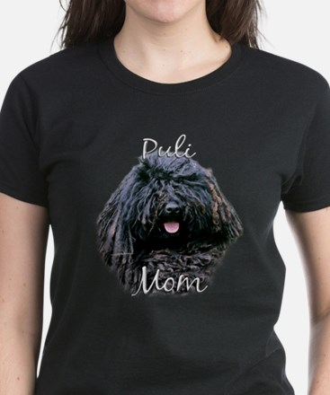 Puli Mom2 Women's Dark T-Shirt