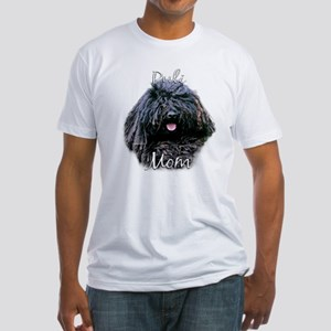 Puli Mom2 Fitted T-Shirt