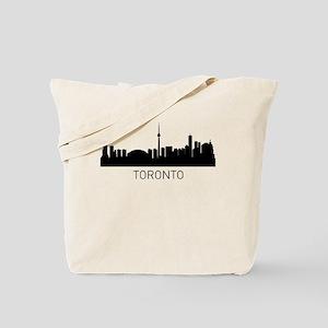Toronto Ontario Cityscape Tote Bag