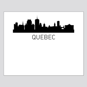 Quebec City Cityscape Posters