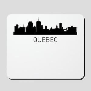 Quebec City Cityscape Mousepad