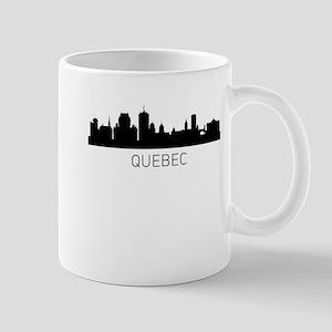 Quebec City Cityscape Mugs