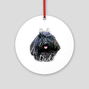 Puli Dad2 Ornament (Round)