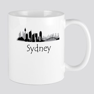 Sydney Australia Cityscape Mugs
