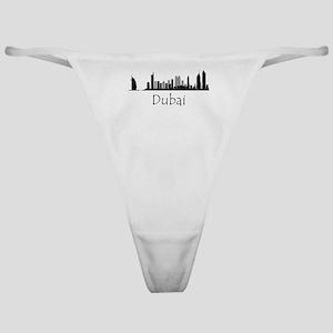 Dubai Cityscape Classic Thong