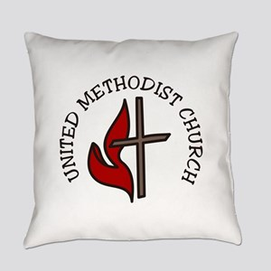 United Methodist Church Everyday Pillow