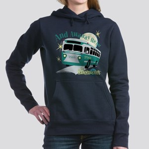 The Honeymooners: Away W Women's Hooded Sweatshirt