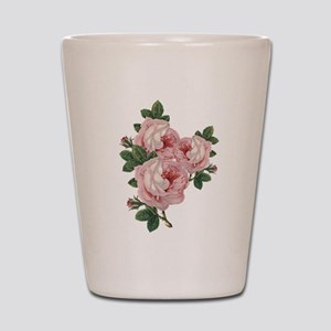 Roses are gorgeous Shot Glass