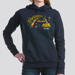 The Honeymooners: Rainbo Women's Hooded Sweatshirt