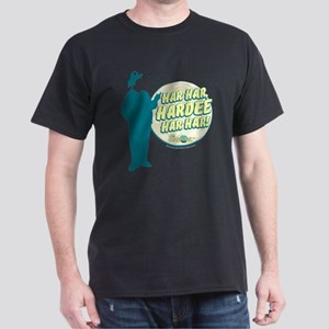 The Honeymooners: Hardy Har Har Dark T-Shirt