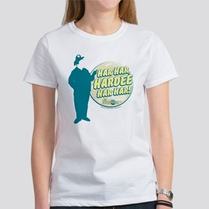The Honeymooners: Hardy Har Har Women's T-Shirt