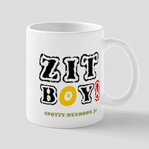 ZIT BOY! - SPOTTY MULDOON Jr Mugs