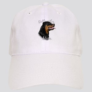 Rottweiler Mom2 Cap