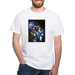 Sir Dennis White T-Shirt