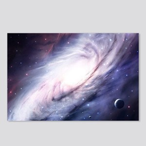 Milky Way Postcards (Package of 8)