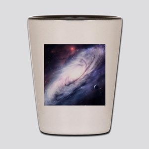 Milky Way Shot Glass