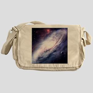 Milky Way Messenger Bag