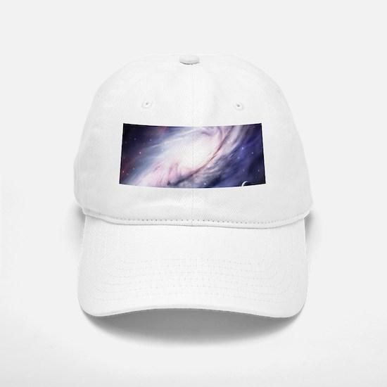 Milky Way Baseball Baseball Cap