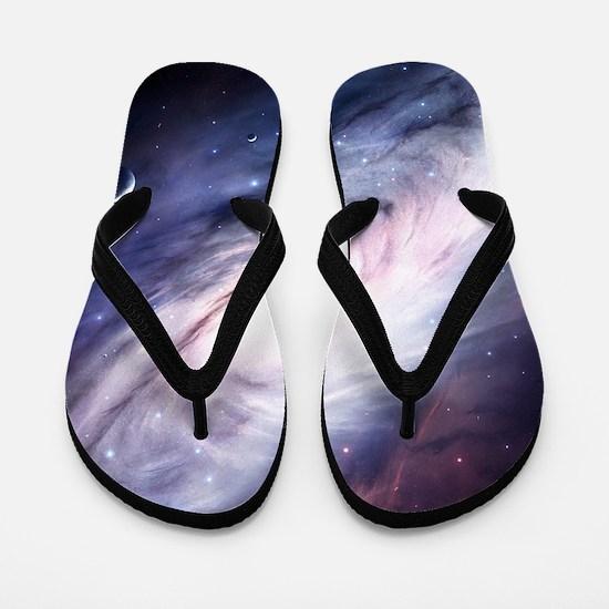 Milky Way Flip Flops