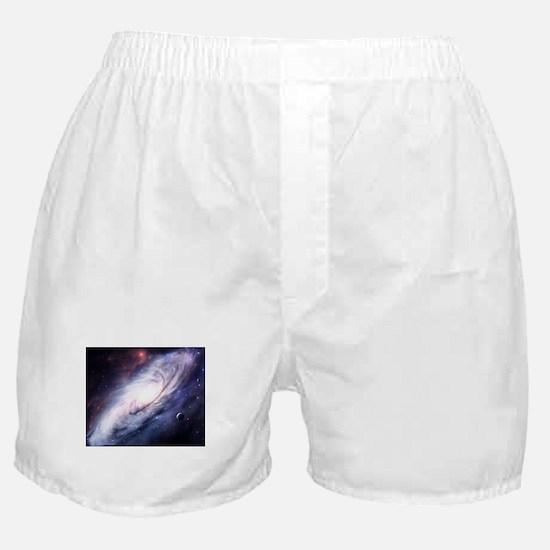 Milky Way Boxer Shorts