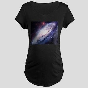 Milky Way Maternity T-Shirt